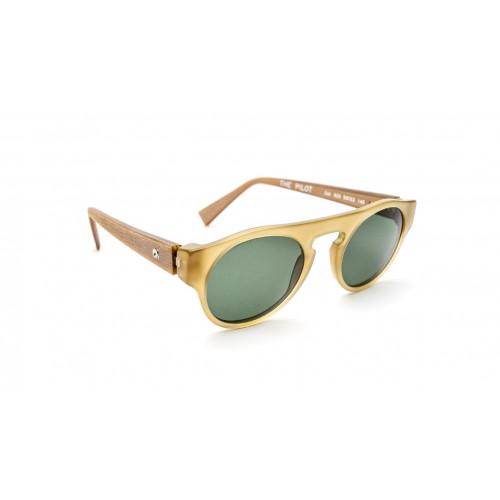 Unisex Sunglasses The Pilot   Green