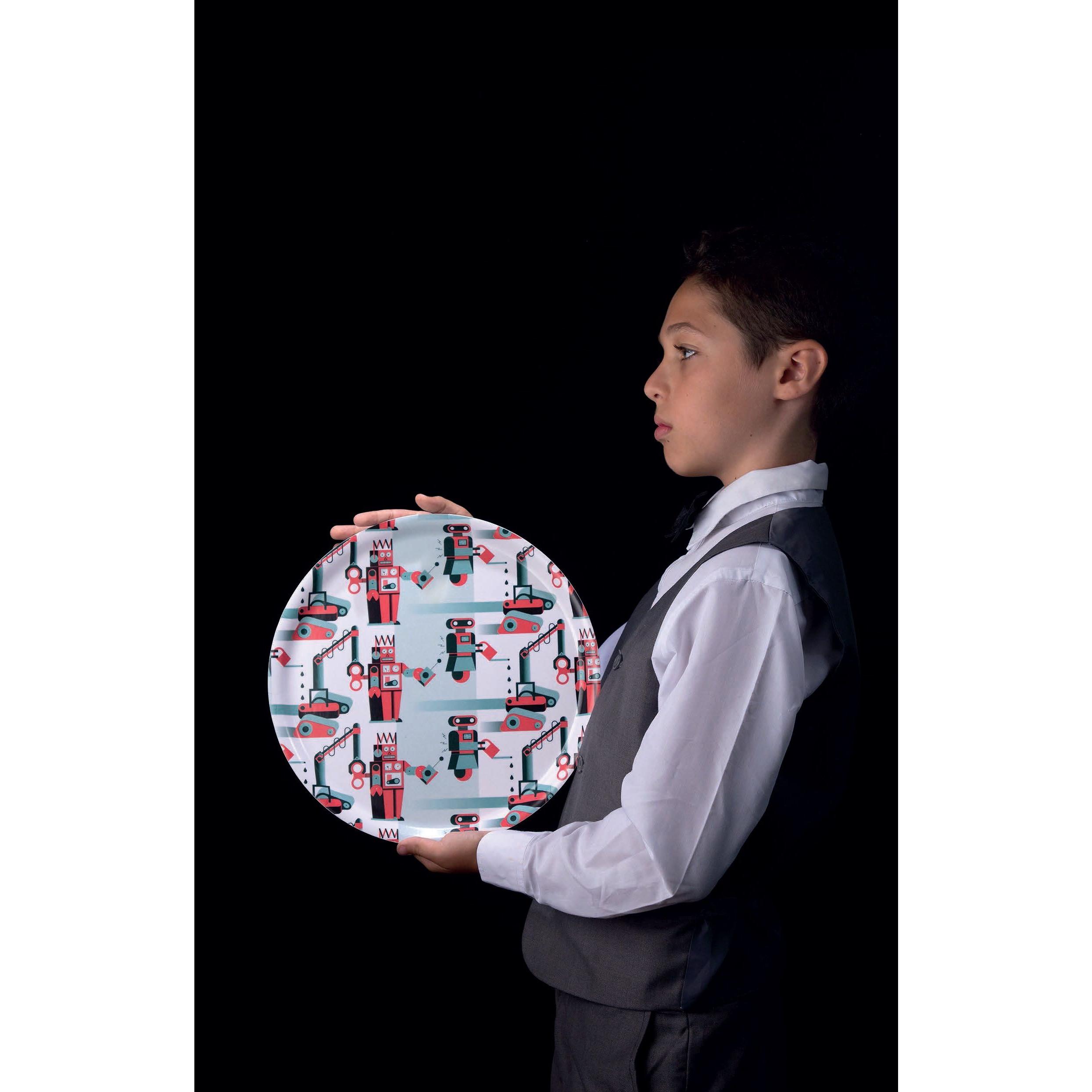 Robot Tray