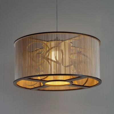 Cage Light - Ash wood