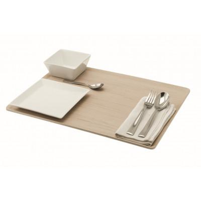 Serviertablett Pasto | Helles Holz