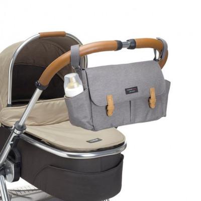 Travel Stroller Organiser | Grey