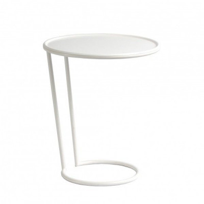 Tabletttisch Weiß   Klein