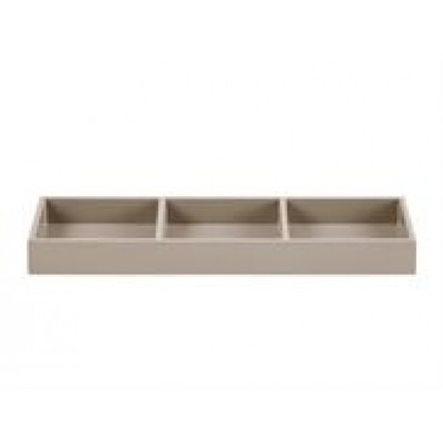 Lacquer Tray 3-Rooms | Fawn