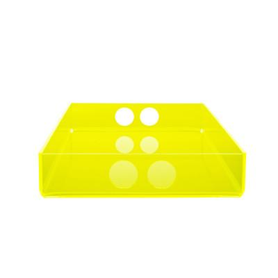 Tray | Yellow