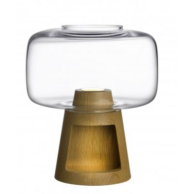 Tree Bedroom Lamp | Clear