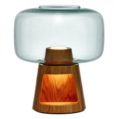 Tree Bedroom Lamp | Green