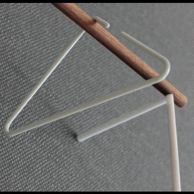 Kleiderbügel Triangle | Weiß