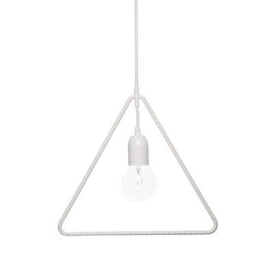 Triangle | White