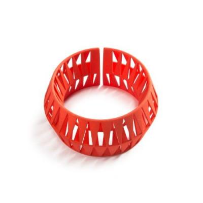 Tribù Bracelet 2 | Orange Red