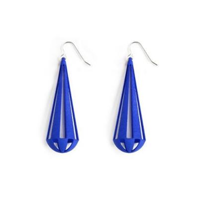 Tribù Earrings | Blue