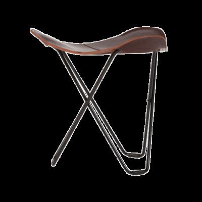 Hocker Tricorona | Schokolade