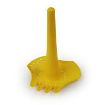 Kinderspielzeug-Drillinge | Gelb