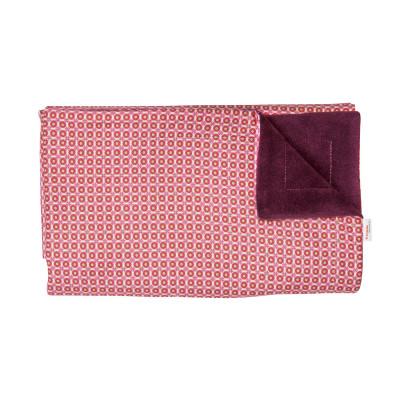Fleece Blanket | Philo Red