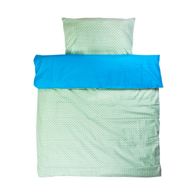 Duvet Cover and Pillow Case | Philo Green