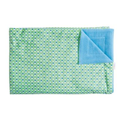 Fleece Blanket | Philo Green