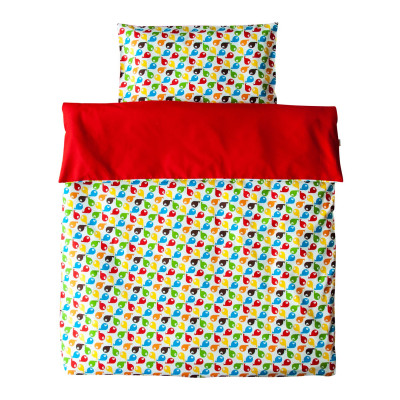 Duvet Cover and Pillow Case | Fish