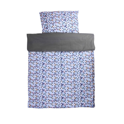 Duvet Cover and Pillow Case | Owl