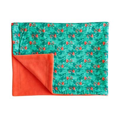Fleece Blanket | Flamingo