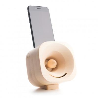 Speaker Smartphone Trobla   Maple