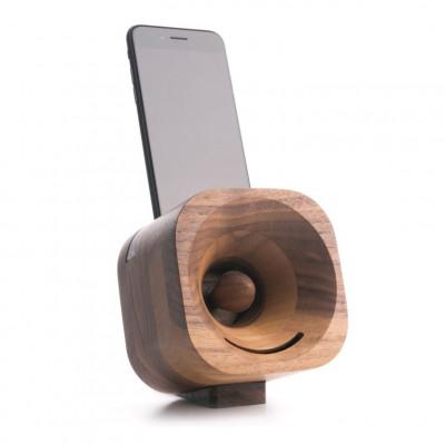Speaker Smartphone Trobla   Walnut