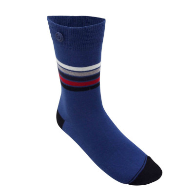 Tropical Socks | Sea Blue