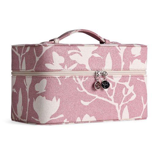 Train Case Magnolia Shimmer
