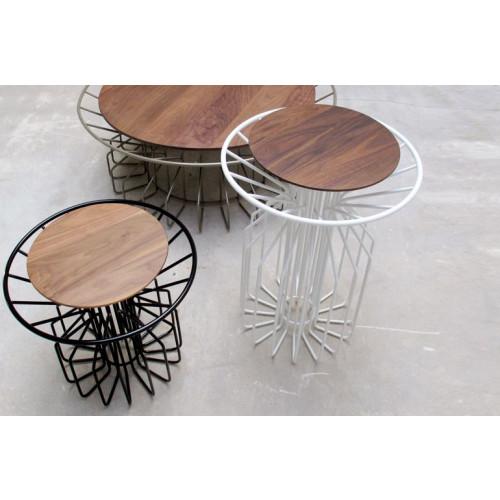 Amarant Coffee Table | White