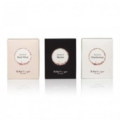 Edible Wine Gums   Trio Chardonnay, Merlot, Rosé + Free Gift