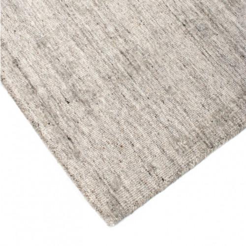 Teppich Trondheim | Silber-140 x 200 cm