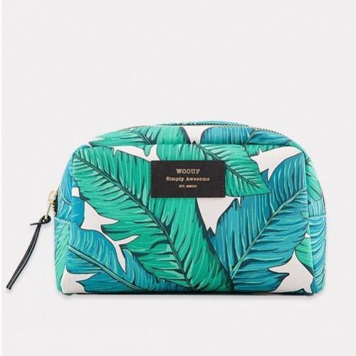 Tropical Big Beauty Bag