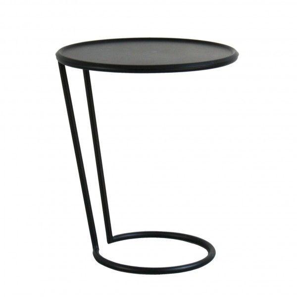 Tray Table Black | Small