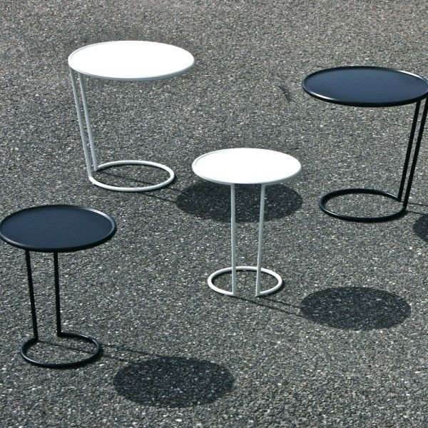Tray Table Black | Large