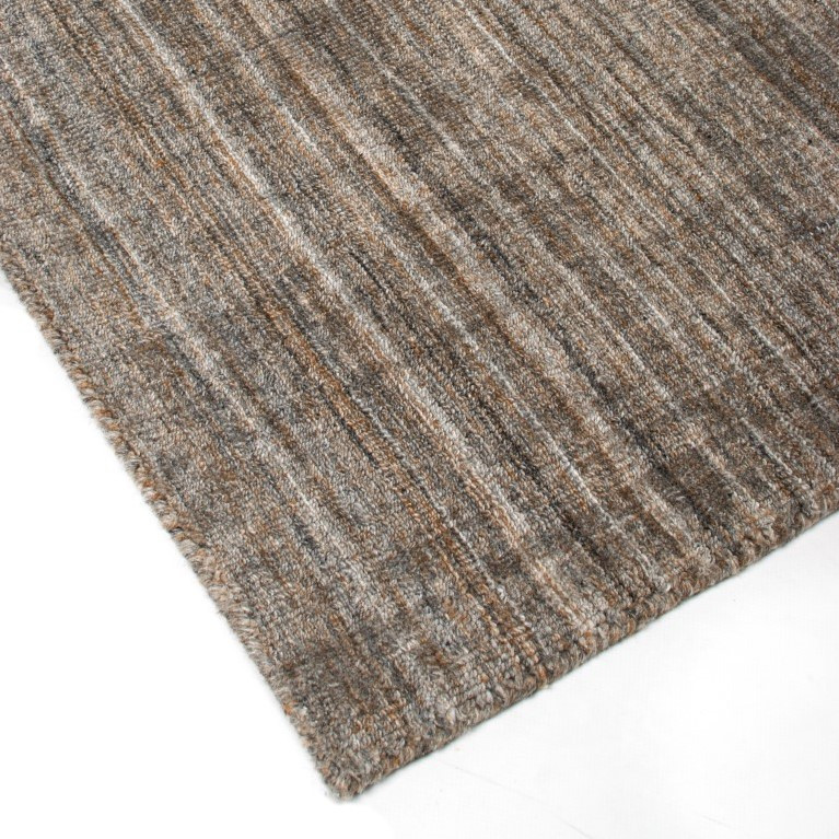 Teppich Trondheim | Braun-140 x 200 cm