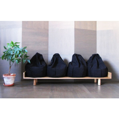 4-zit Bank Sofa Tsini