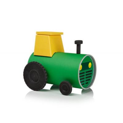 Rohr Spielzeug Traktor