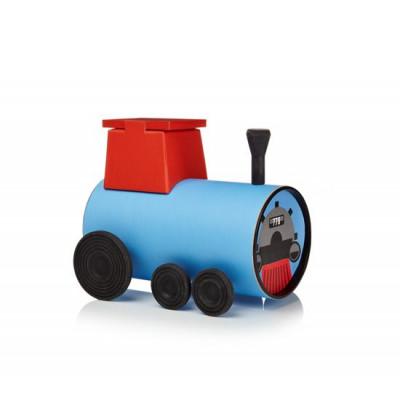 Tube Toy Train