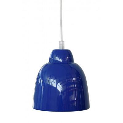Tulpenlampe Blau