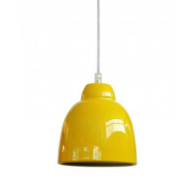 Tulpenlampe Gelb