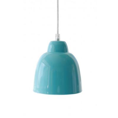 Tulpenlampe Türkis
