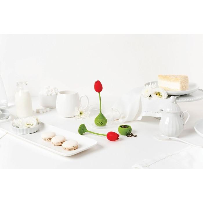 Tee-Eibecher   Tulpe