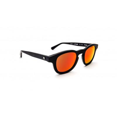 Unisex Sunglasses Twice Ventura | Black / Red
