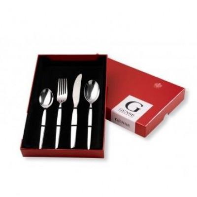 Twist Design Children Cutlery | 4 Pcs.