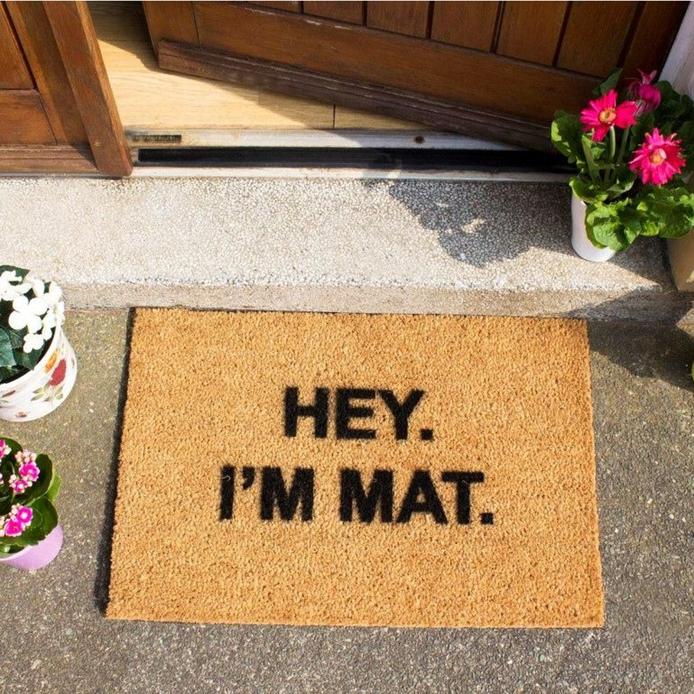 Fußmatte | I'm Mat