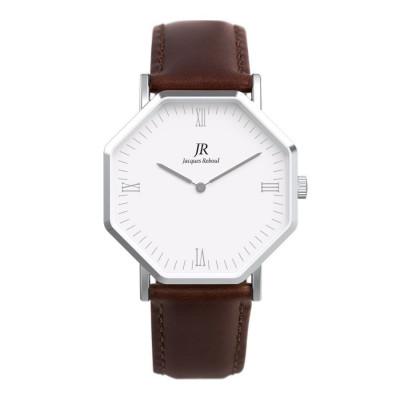 Unisex Watch Premier Roman Silver | St. Germain