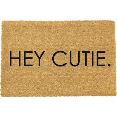 Fußmatte | Hey Cutie