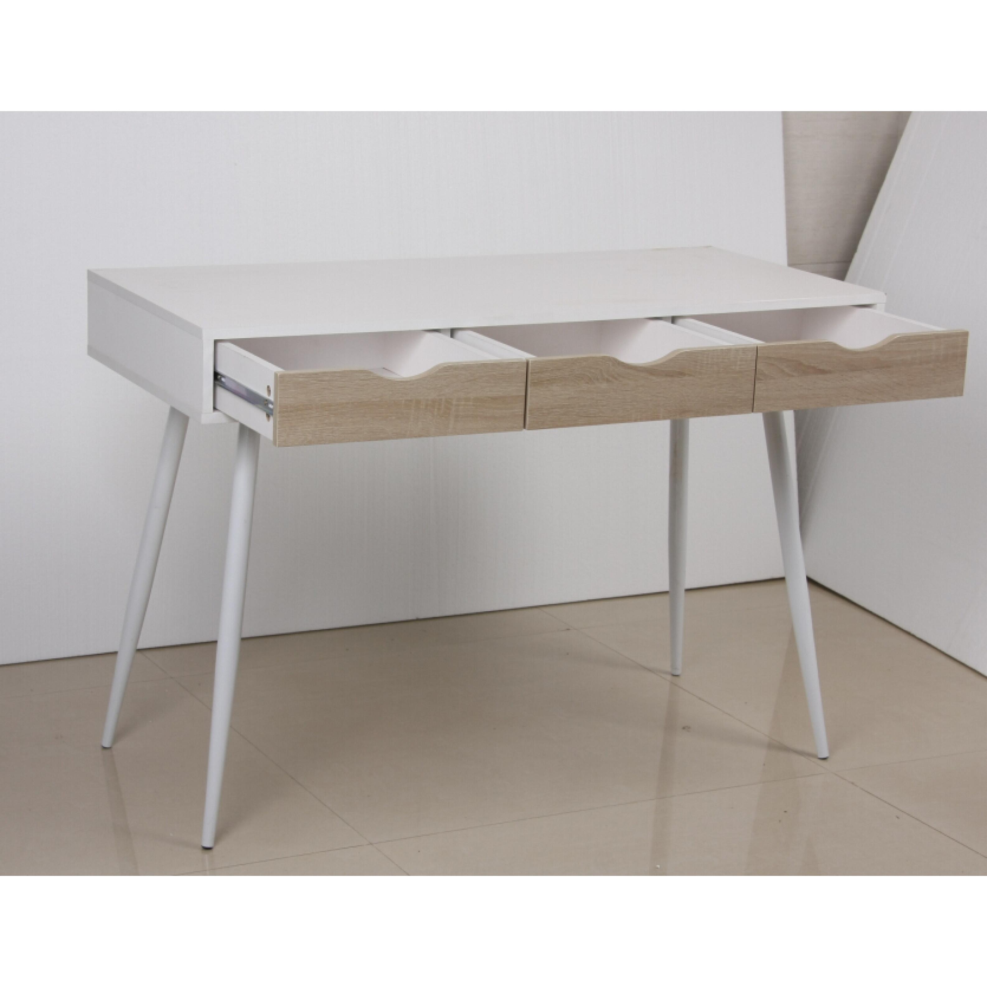 Schreibtisch Ucla | Weiß