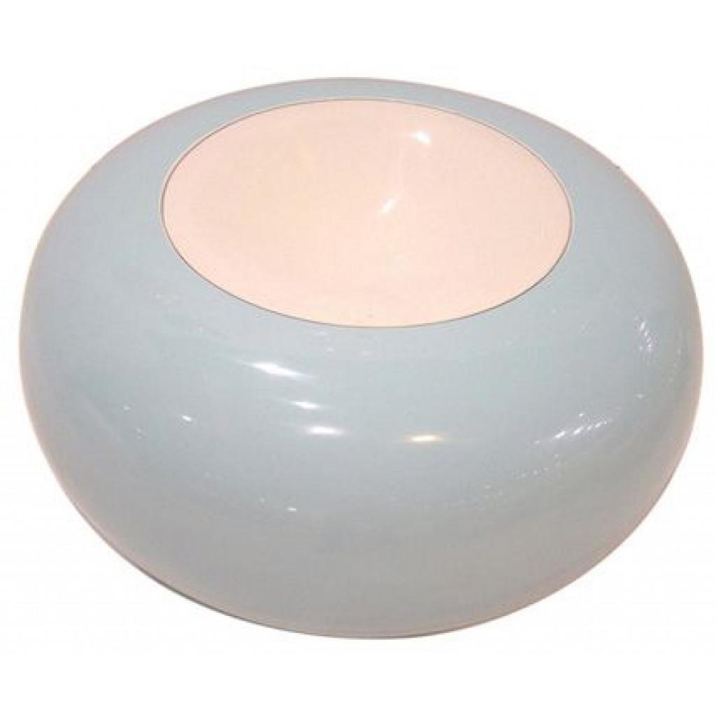 Ufo Table Blue/White