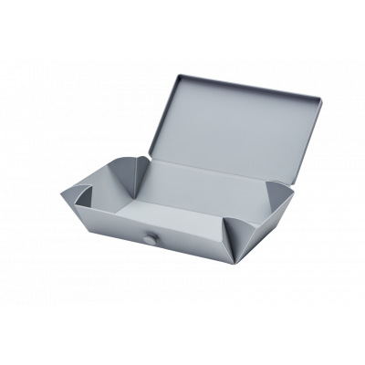 Vesperdose Uhmm Box No. 01 | Hellgrau