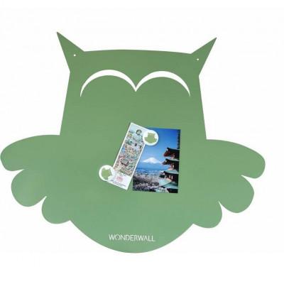 Magnetic Board | Owl Green M