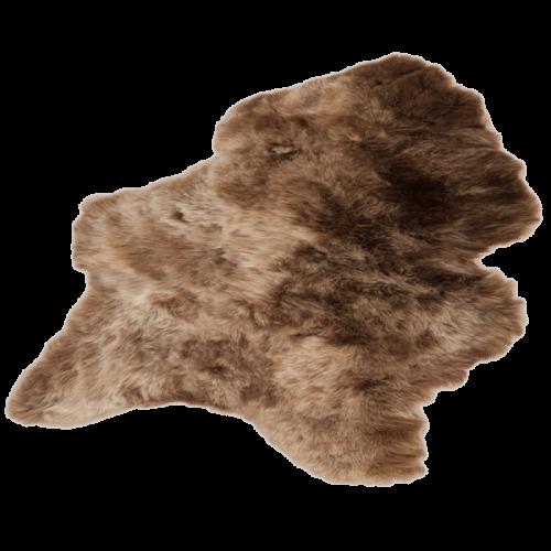 Isländisches Schafsfell | Braun